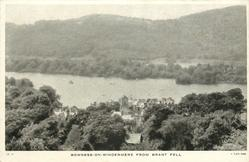 BOWNESS-ON-WINDERMERE FROM BRANT FELL