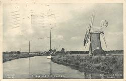BRIDGE AND MILL