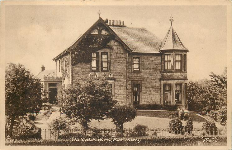 THE Y.W.C.A. HOME