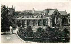 BANGOR CATHEDRAL AND UNIVERSITY