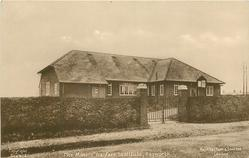 THE MINERS' WELFARE INSTITUTE