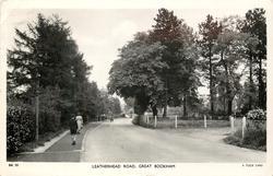 LEATHERHEAD ROAD