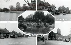 WICKHAM ROAD. PARK LANGLEY