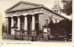 BRIXTON, ST. MATHEW'S PARISH CHURCH