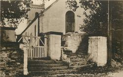 CHURCH STEPS