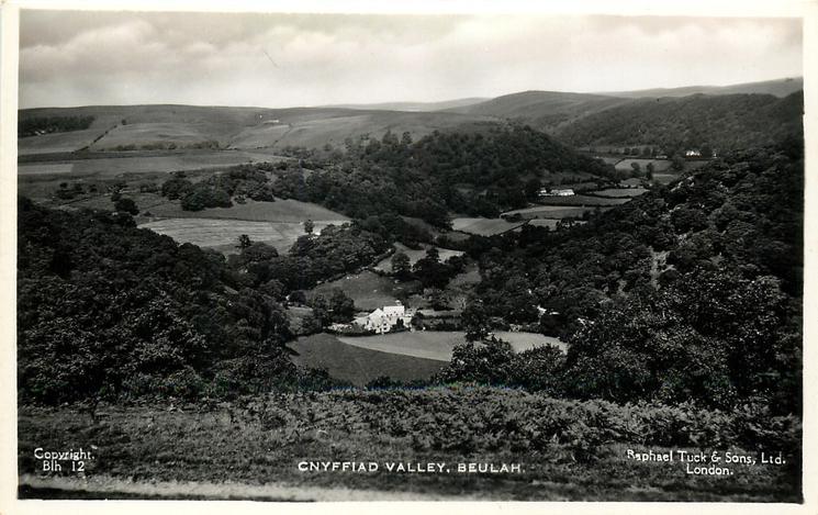 CNYFFIAD VALLEY