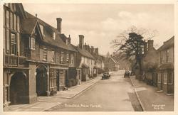 BEAULIEU, NEW FOREST  street scene