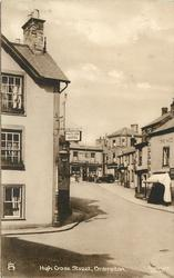 HIGH CROSS STREET