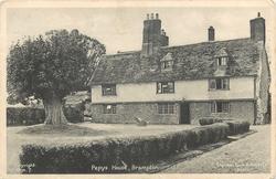 PEPYS HOUSE