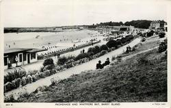 PROMENADE AND WHITMORE BAY, BARRY ISLAND