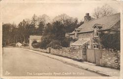 THE LOGGERHEADS ROAD, CADOL. NR. MOLD