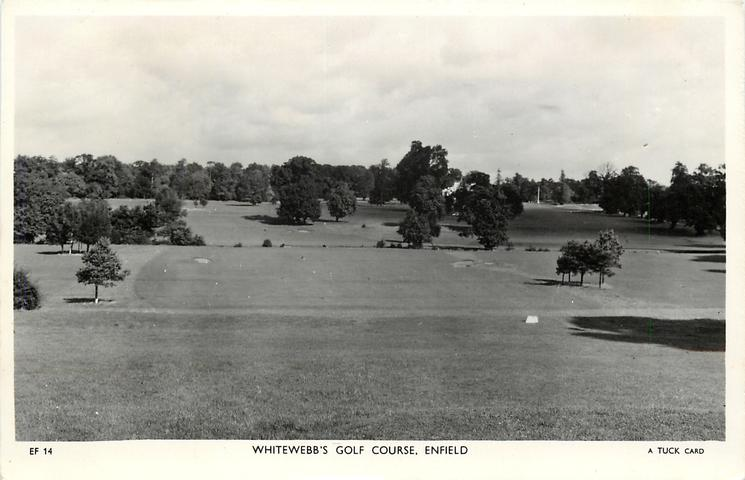 WHITEWEBB'S GOLF COURSE
