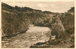 RIVER BELOW FALLS OF SHIN
