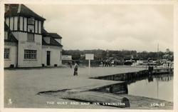 THE QUAY AND SHIP INN
