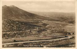 SPELGA PASS, MOURNE MOUNTAINS