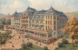 KURHAUS AND PALAST HOTEL
