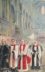 CANTERBURY IN THE CHOIR