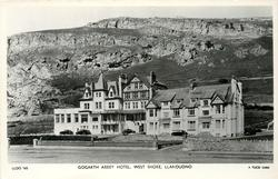 GOGARTH ABBEY HOTEL, WEST SHORE