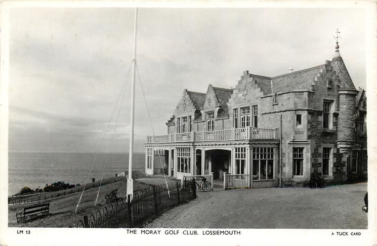 THE MORAY GOLF CLUB