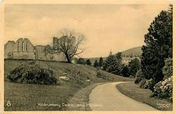 KILDRUMMY CASTLE AND MANSION