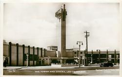 THE TOWER AND CINEMA