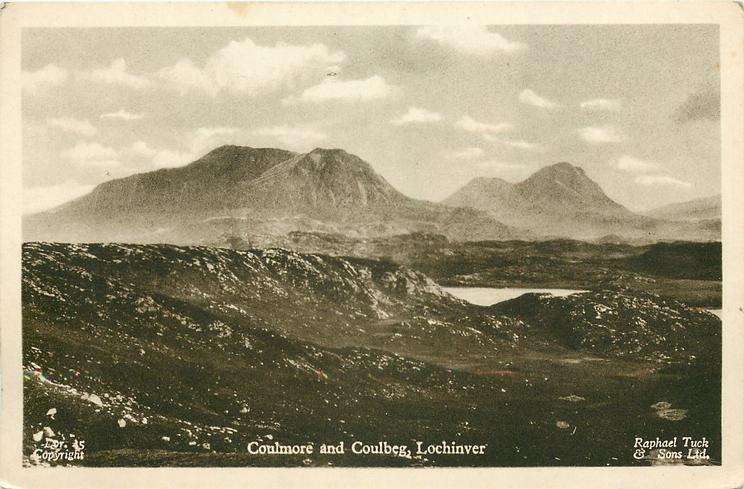 COULMORE AND COULBEG