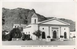 ROMAN CATHOLIC CHURCH OF THE HOLY FAMILY, CRATER