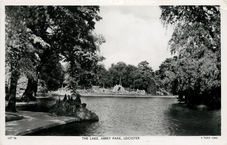 THE LAKE, ABBEY PARK
