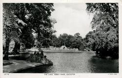 THE LAKE, ABBEY PARK