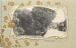 BONCHURCH POND
