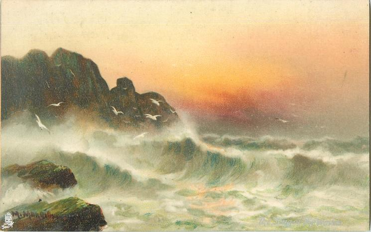 THE SONG OF THE WAVES