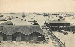 COLOMBO HARBOUR AND LANDING JETTY