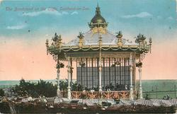 THE BANDSTAND ON THE CLIFFS, SOUTHEND-ON-SEA