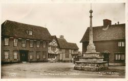 MARKET PLACE AND CROSS
