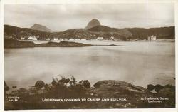 LOCHINVER LOOKING TO CANISP AND SUILVEN