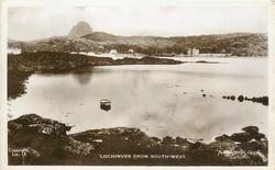 LOCHINVER FROM SOUTH-WEST