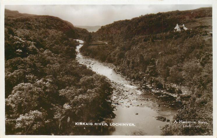 KIRKAIG RIVER