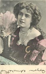 MISS MABEL THORNE