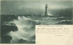 THE LIGHTHOUSE, NEW BRIGHTON