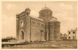 ST. PETERS CATHOLIC CHURCH, SOUTH SIDE