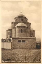ST. PETERS CATHOLIC CHURCH, EAST SIDE