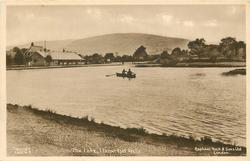 THE LAKE, LLANWRTYD WELLS