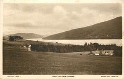 LOCH TAY FROM LAWERS