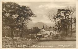 POST OFFICE AND MELLBRECK