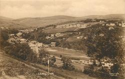 LAXEY, I.O.M. or SNAEFELL FROM SOUTH CAPE