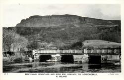 BENEVENAGH MOUNTIANS AND RIVER ROE