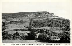 KEADY MOUNTAIN FROM COLERAINE ROAD