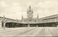 TEMPLE MEADS RAILWAY STATION, BRISTOL