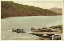 THE FERRY AND LOCH GLENDHU