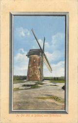 AN OLD MILL AT BIDSTON, NEAR BIRKENHEAD
